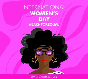 EACH FOR EQUAL- IWD 2020